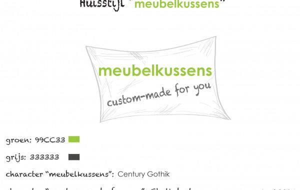 Huisstijl Meubelkussens.nl
