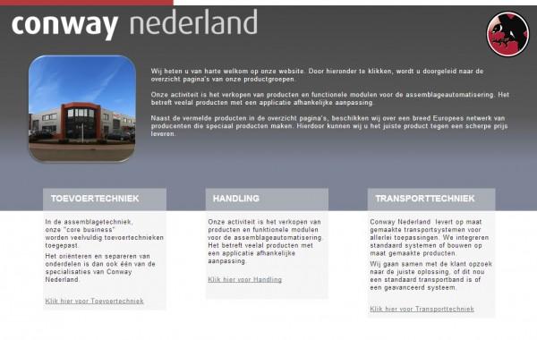 SEA Conway Nederland